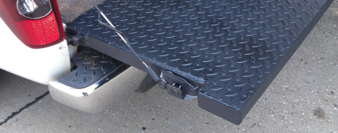 Fortified Metal Tailgate