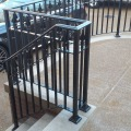 Patio Stair rails