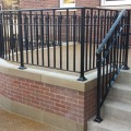 Patio rails